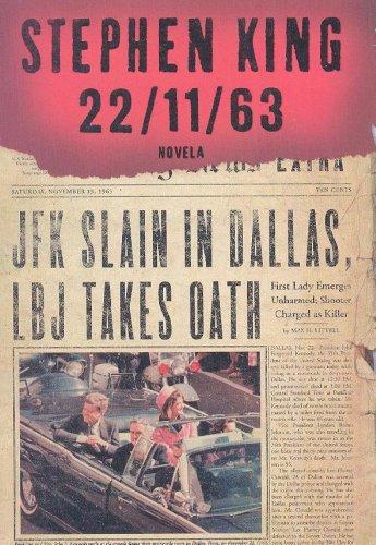 Nov. 22, 1963 (11 - Stephen King - Debolsillo