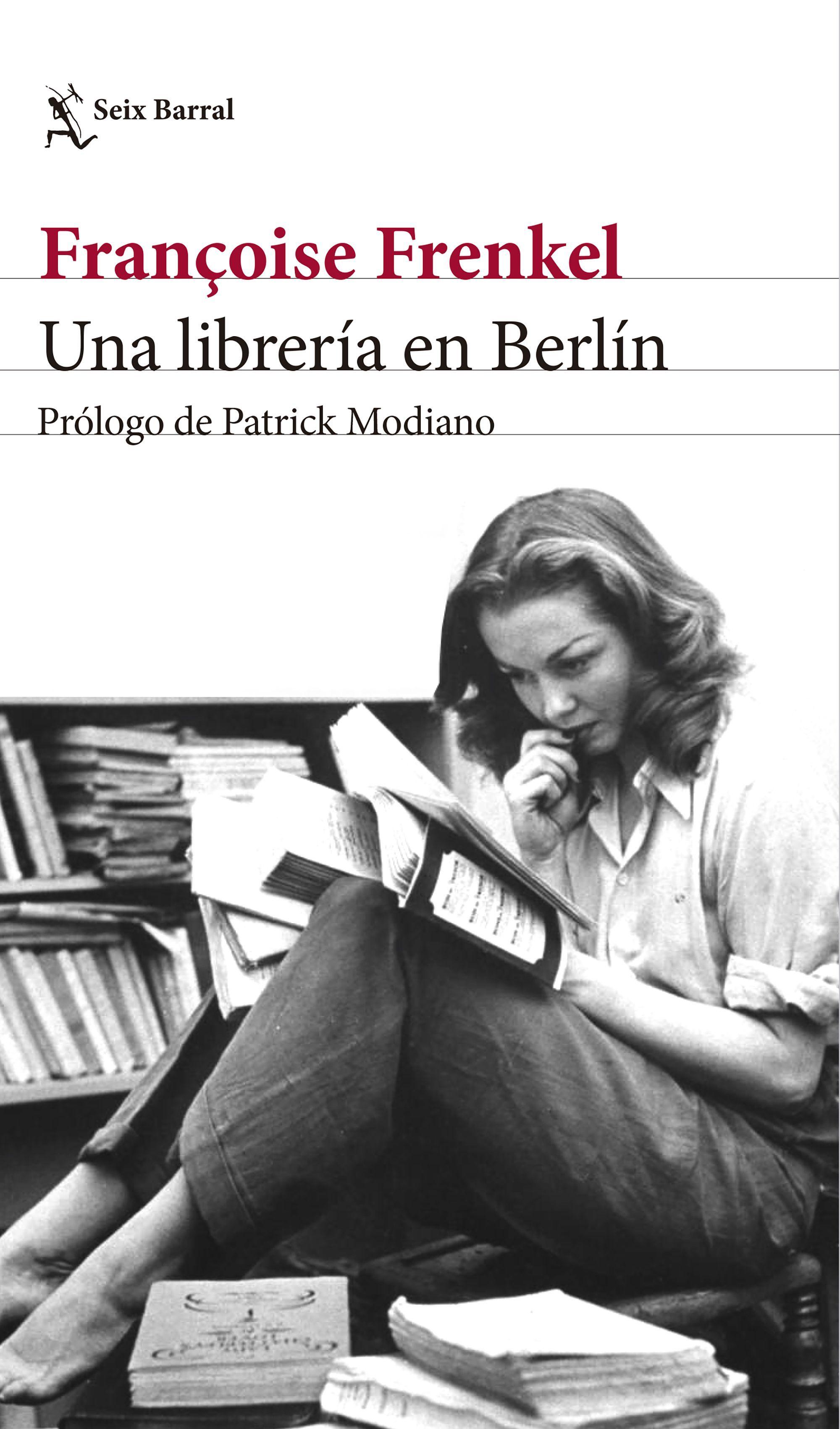 Una Librería en Berlín - Françoise Frenkel - Seix Barral