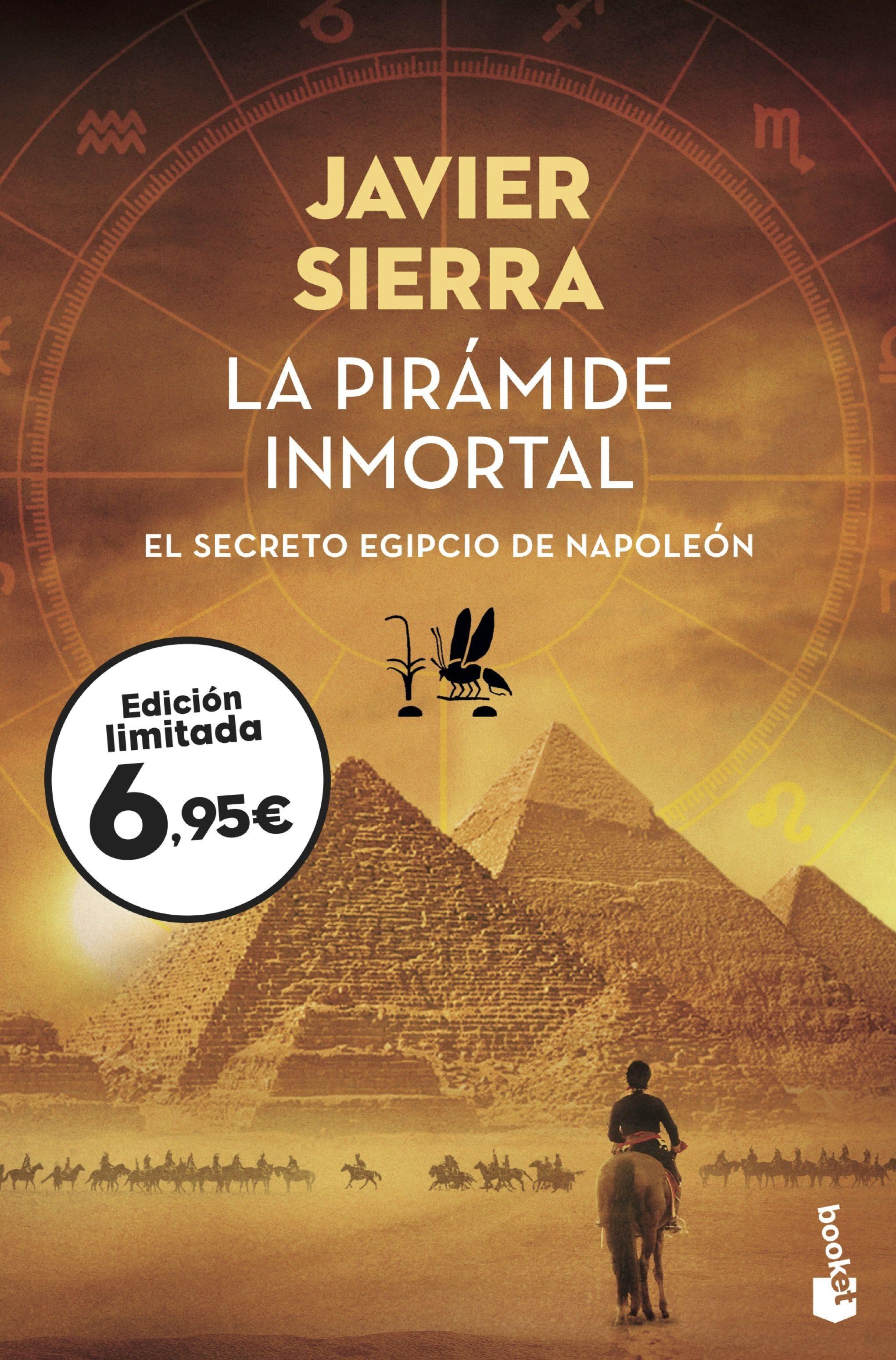 La Pirámide Inmortal (Especial Enero 2019) - Javier Sierra - Planeta