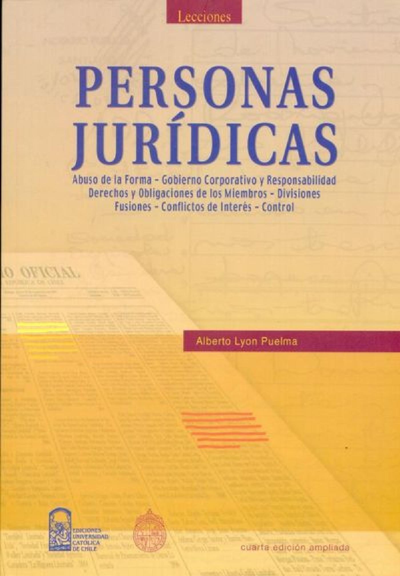 portada Personas Jurídicas