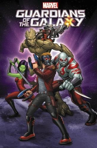 Marvel Universe Guardians of the Galaxy (Marvel Universe Digest)