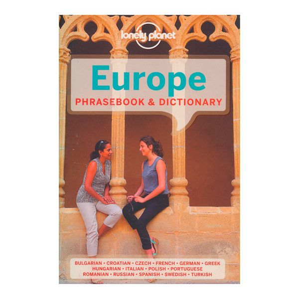 Lonely Planet Europe Phrasebook & Dictionary (Lonely Planet Phrasebook and Dictionary) (libro en Inglés) - Lonely Planet - Lonely Planet