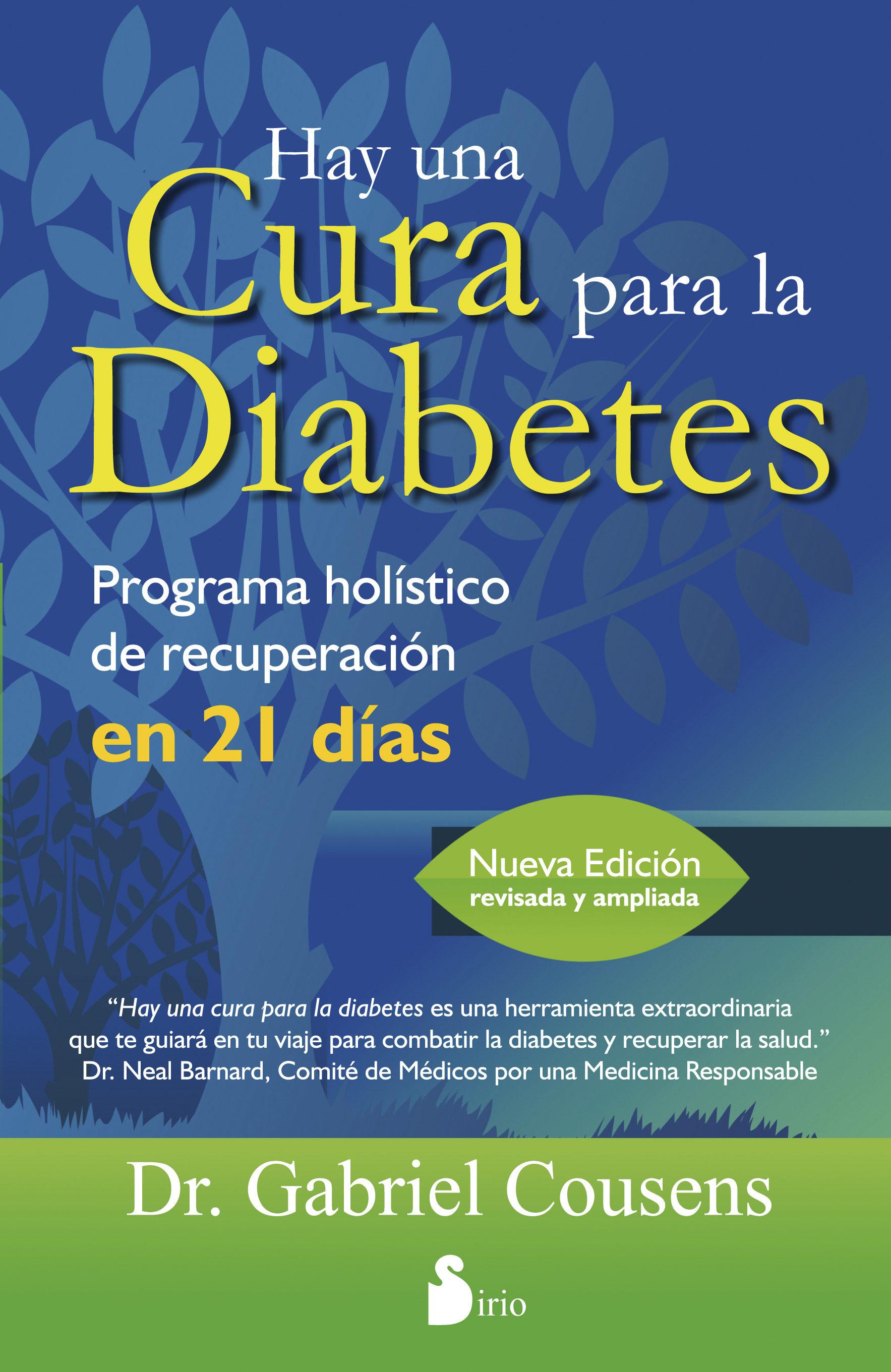Hay una cura para la diabetes - Gabriel Cousens - Sirio