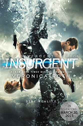 Divergent 2. Insurgent. Movie Tie-In: 2/3 (libro en Inglés) - Veronica Roth - Katherine Tegen Books