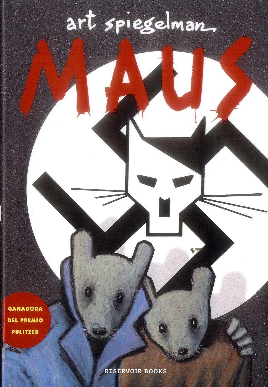 Maus - Art Spiegelman - Reservoir Books