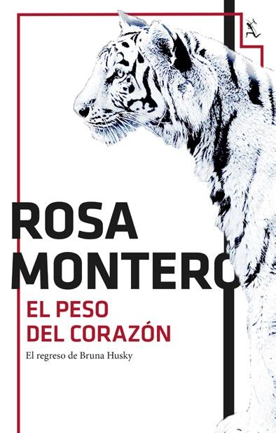 El peso del corazón - Rosa Montero - Planeta