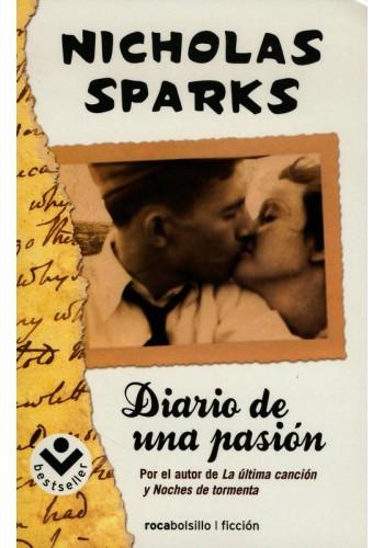 Diario de una Pasion - Nicholas Sparks - Roca Bolsillo