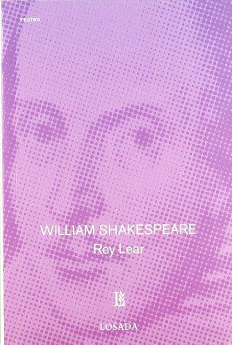 Rey Lear - William Shakespeare - Losada