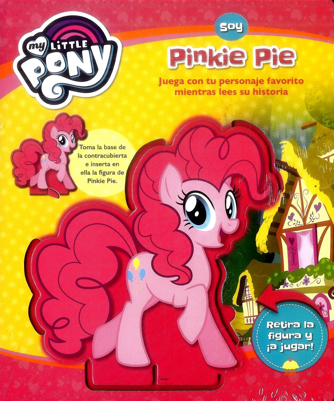 My Little Pony: Soy Pinkie pie - Varios - Parragón Planeta