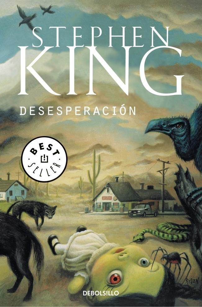 Desesperación - Stephen King - Debolsillo