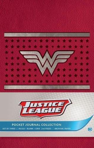 DC Comics: Justice League Pocket Journal Collection (Dc Comics Journals)
