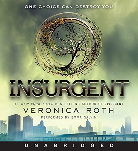 Insurgent CD (Divergent Trilogy)
