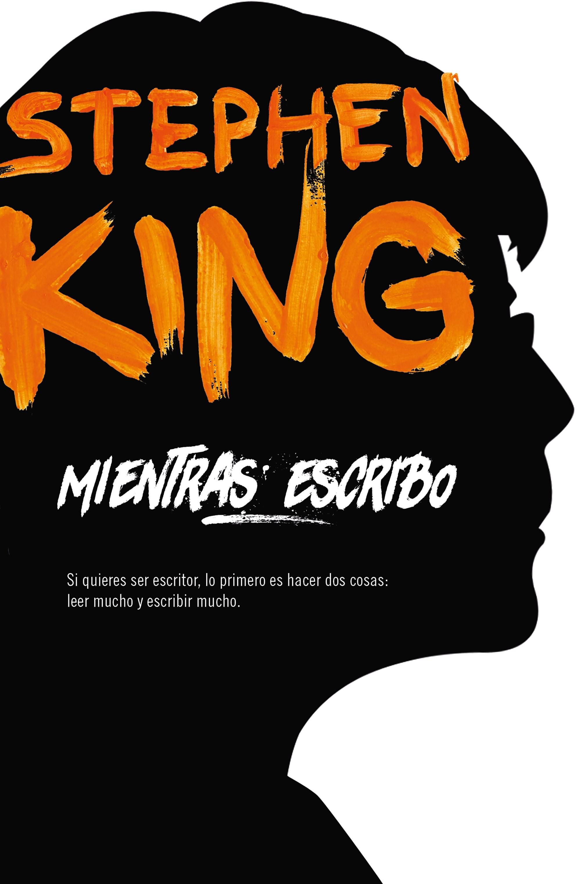 Mientras Escribo - Stephen King - Debolsillo