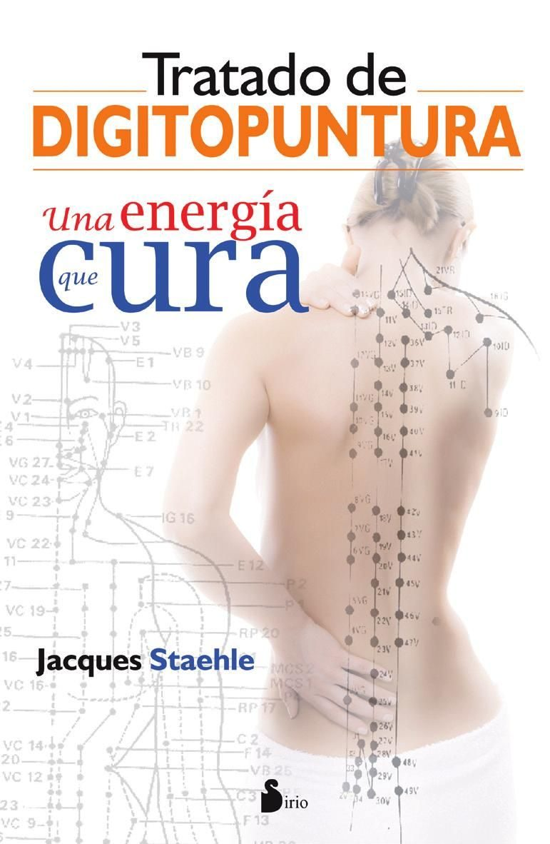 TRATADO DE DIGITOPUNTURA - Jacques Staehle - Sirio