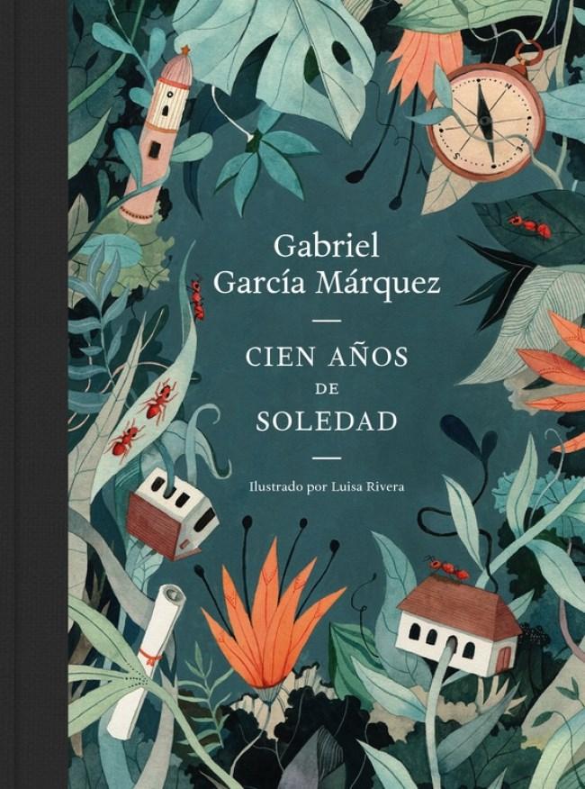Cien Años de Soledad (Edición Ilustrada) - Gabriel García Márquez - Literatura Random House
