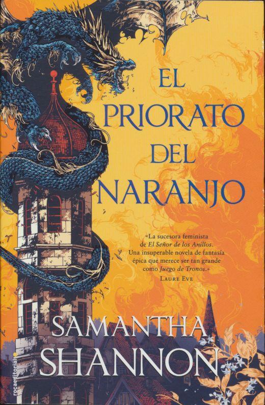 El Priorato del Naranjo - Samantha Shannon - Roca Editorial