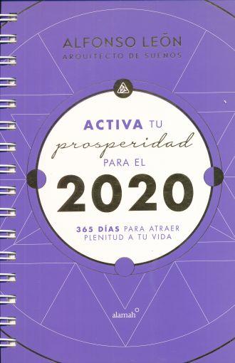 Activa tu Prosperidad Para el 2020 Agenda