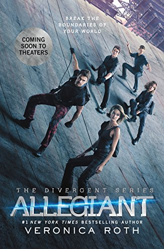 Allegiant Movie Tie-In Edition (Divergent)