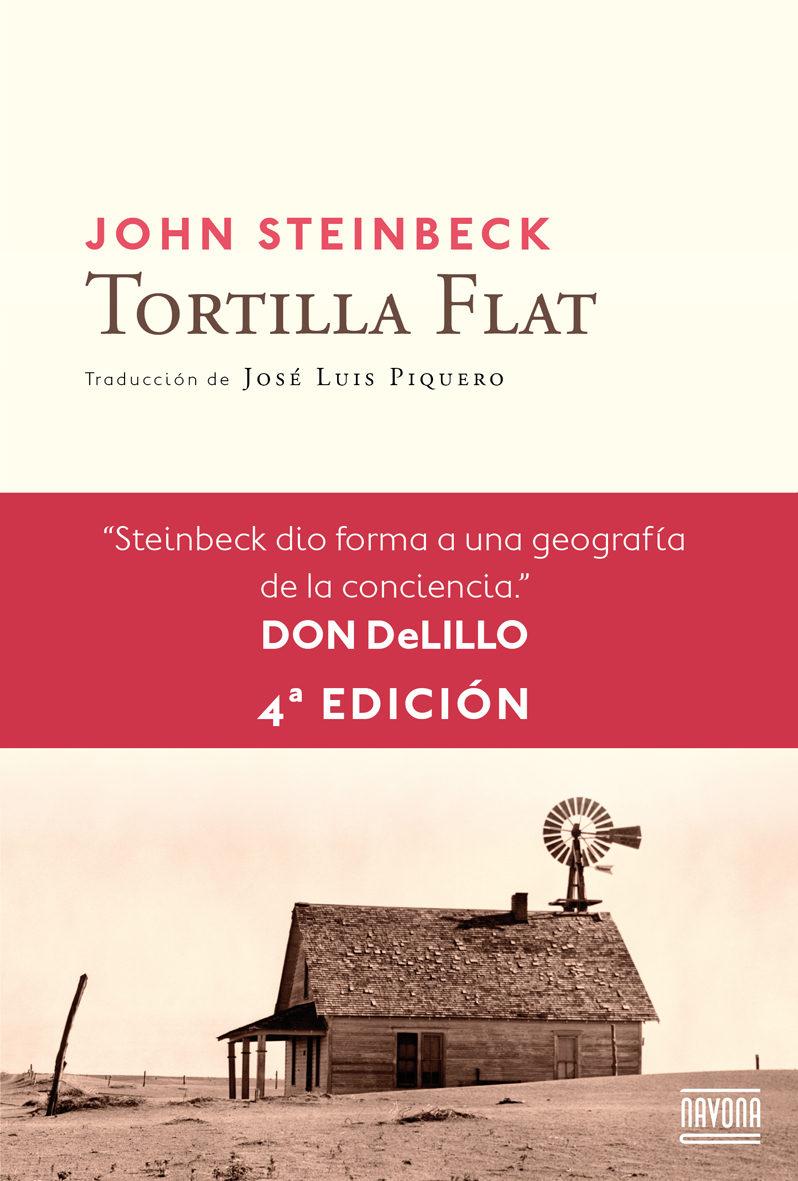 Tortilla Flat - John Steinbeck - Navona