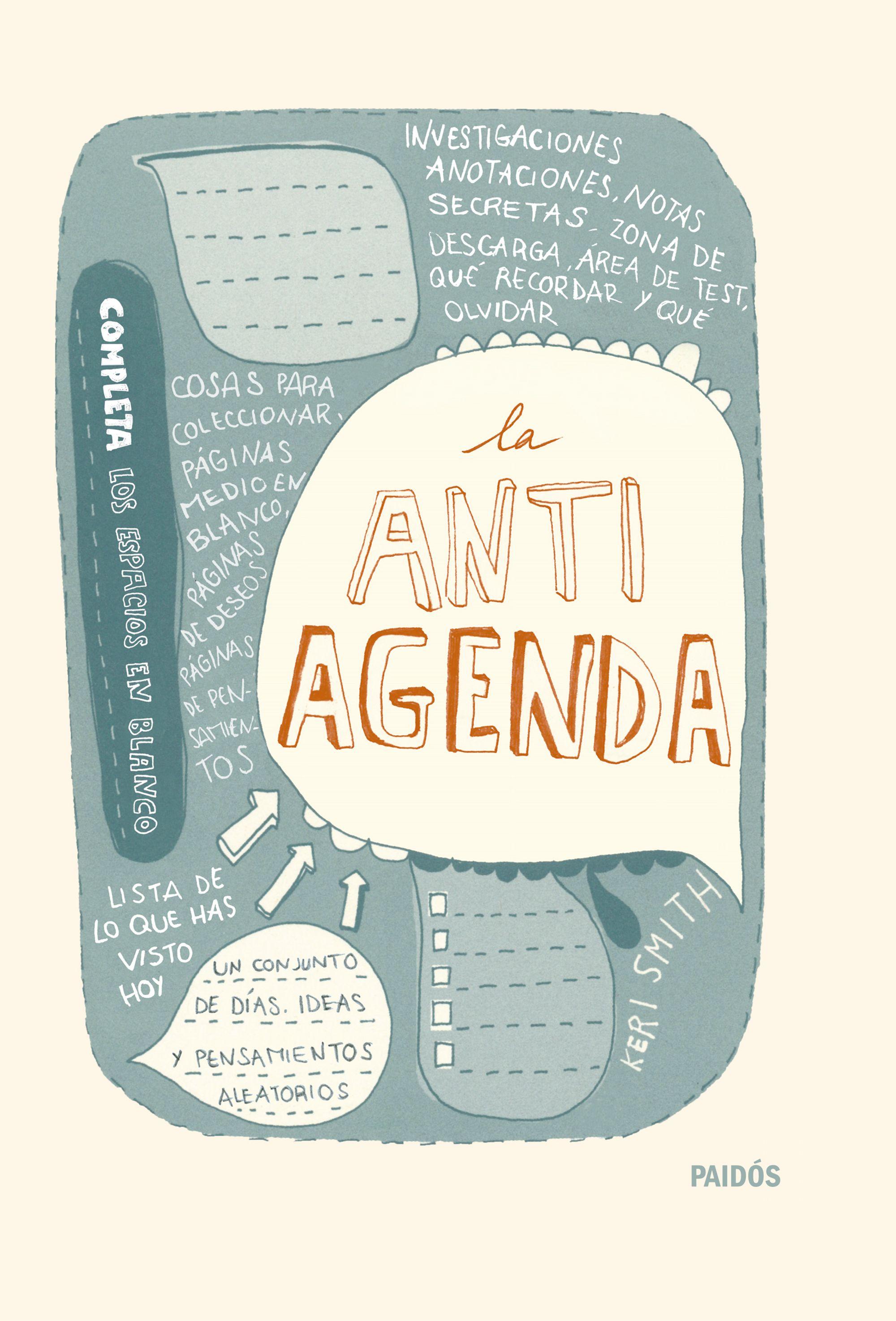 Laanti Agenda - Keri Smith - Paidos