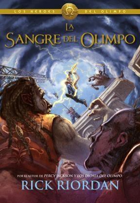 5. Sangre del Olimpo (Los Heroes del Olimpo) - Riordan - Montena