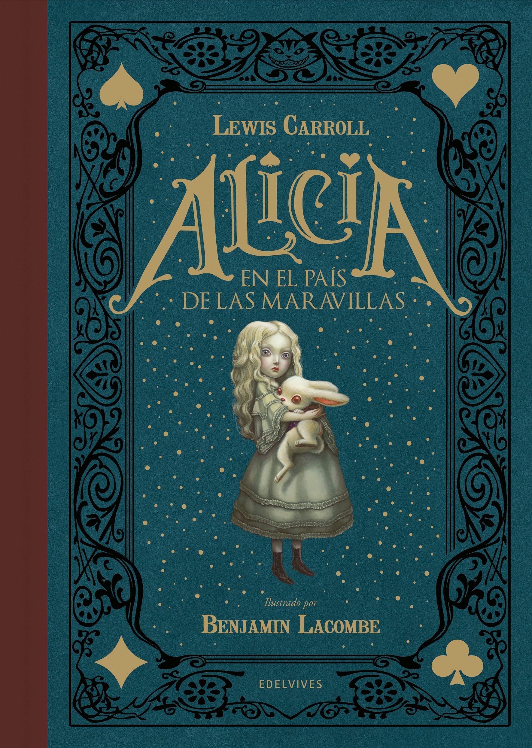 Alicia en el Pais de las Maravillas - Lewis Carroll - Edelvives