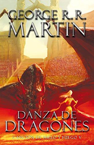 Danza de Dragones - George R. R. Martin - Plaza Janés