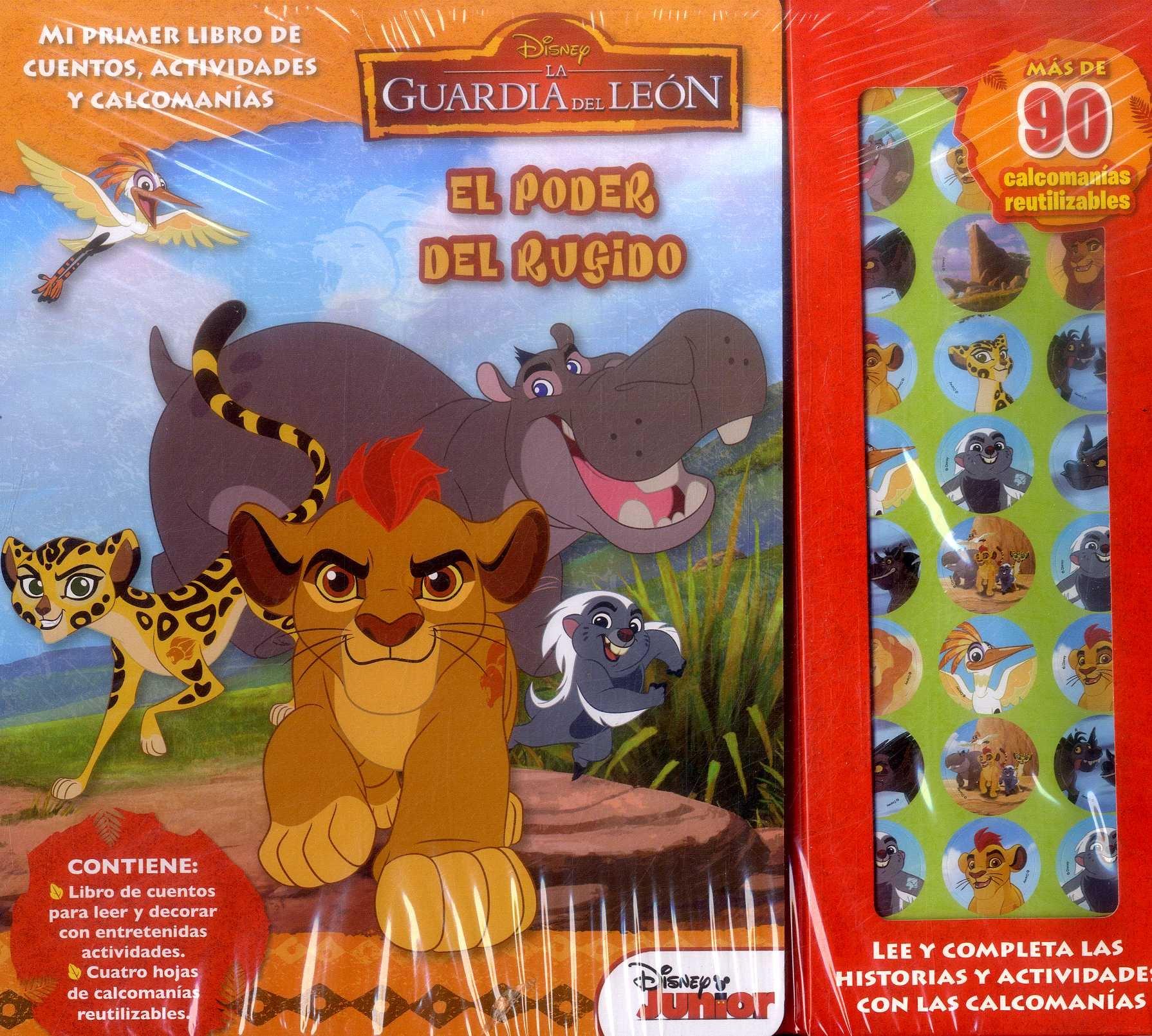 La Guardia del Leon el Poder del Rugido - Sin Autor - Planeta Junior