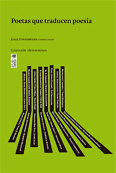 portada Poetas que Traducen Poesia