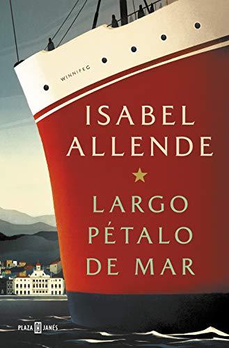 Largo Pétalo de mar (ed. de Lujo) - Isabel Allende - Plaza & Janes