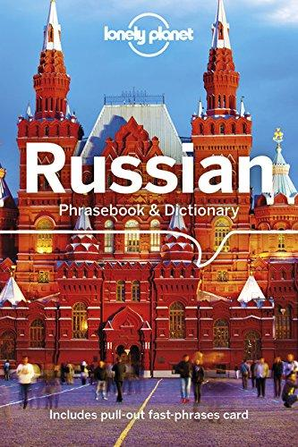 Lonely Planet Russian Phrasebook & Dictionary (libro en Inglés) - Lonely Planet - Lonely Planet