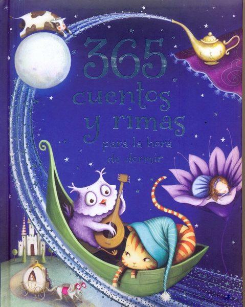 365 Cuentos y Rimas Para la Hora de Dormir - Varios Autores - Parragon Publishing