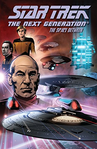 Star Trek: The Next Generation - the Space Between (libro en Inglés) - David Tischman - Idw Publishing