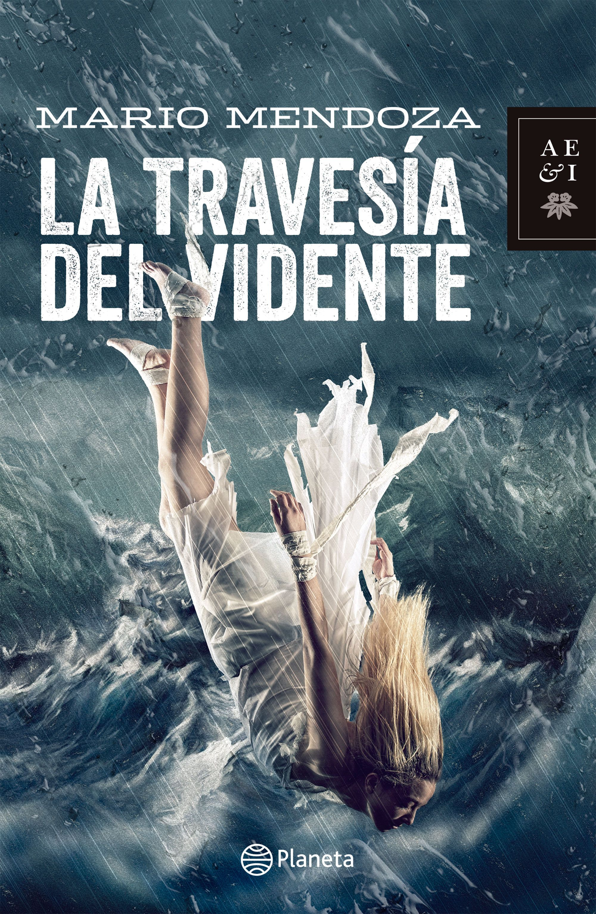 La Travesia del Vidente - Mario Mendoza - Planeta