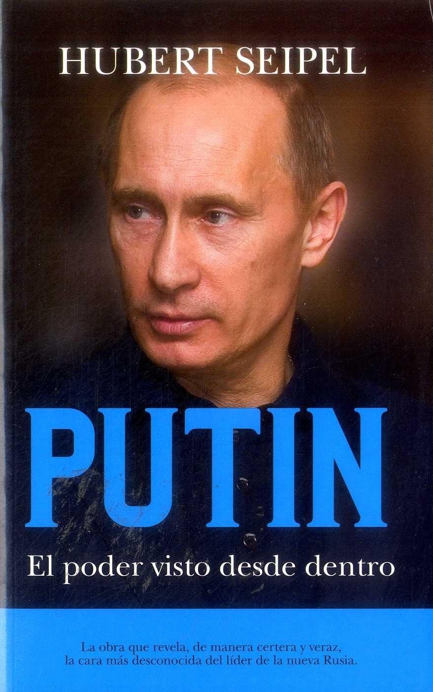 Putin - Hubert Seipel - Almuzara