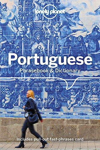 Lonely Planet Portuguese Phrasebook & Dictionary (libro en Inglés) - Lonely Planet - Lonely Planet